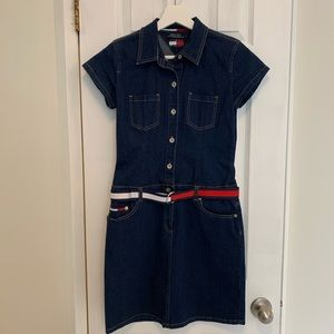 Tommy Hilfiger Jean Dress